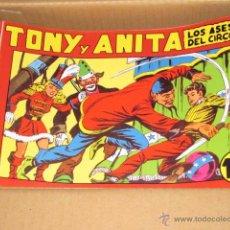 Tebeos: TONY Y ANITA COLECCION COMPLETA, 153 NOS.. Lote 48759699