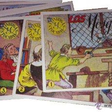 Tebeos: TEBEOS-COMICS GOYO - INTRIGAS Y ESTOCADAS - HISPANOAMERICANA - 1957 - BATTLLORI - COMPLETA - *AA99. Lote 49376072