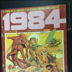 Tebeos: EL CÓMIC DE LA FANTASÍA Y LA CIENCIA FICCIÓN PARA ADULTOS 1984 NUMERO 61. Lote 49666819