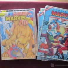 Clasicos Marvel completa a falta de 3 números de 41. tebeni Forum 1988. Muy buen estado