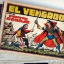 Tebeos: EL CAPITAN CORAJE, COMPLETA , 11 EJEMPLARES, TORAY ,1ª EDICION ,GRAN FORMATO, VER FOTOS ORIGINAL , H. Lote 49700518