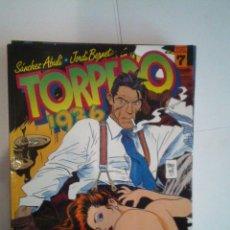 Tebeos: TORPEDO 1936 - COLECCION COMPLETA - BUEN ESTADO - CJ 25 - GORBAUD. Lote 49874108