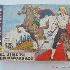 Tebeos: HACHA Y ESPADA - COMPLETA 58 EJEMPLARES - SUELTOS - MAGA 1961 - JLV. Lote 50353096