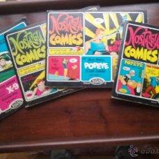 Tebeos: LOTE TOMOS 2,3,4 Y 5 DE NOSTALGIA COMICS ( AMERICANO CLÁSICO) EN INGLÉS.. Lote 50630917