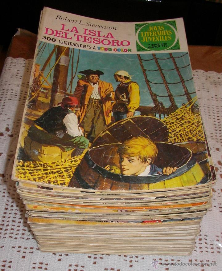 JOYAS LITERARIAS BRUGUERA 72 + 2 (Tebeos y Comics - Tebeos Colecciones y Lotes Avanzados)