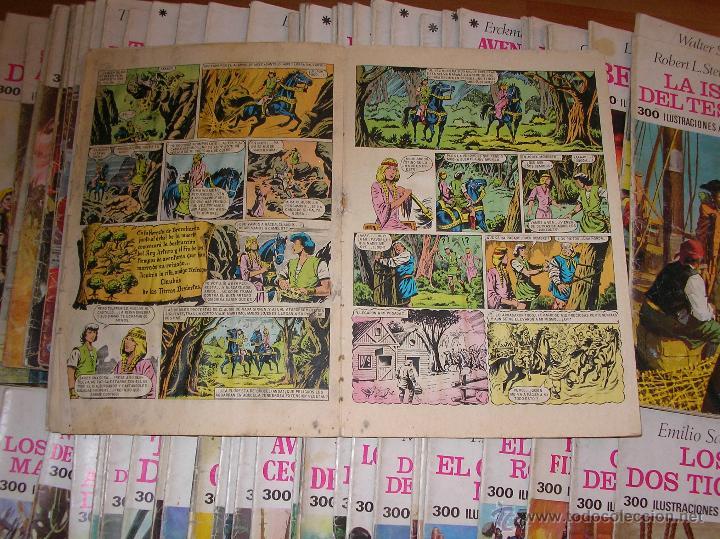 Tebeos: Joyas literarias Bruguera 72 + 2 - Foto 3 - 51063025