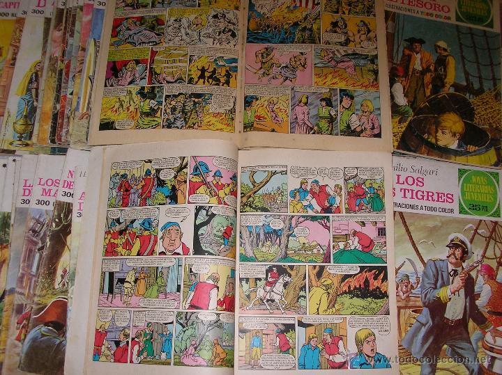 Tebeos: Joyas literarias Bruguera 72 + 2 - Foto 4 - 51063025