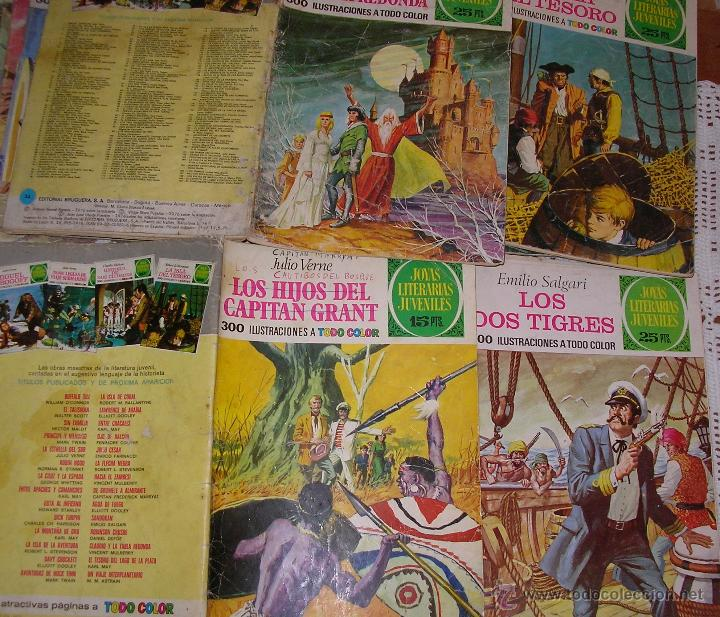 Tebeos: Joyas literarias Bruguera 72 + 2 - Foto 6 - 51063025