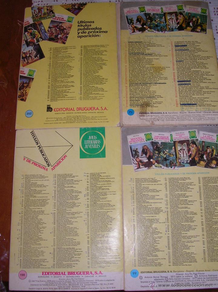 Tebeos: Joyas literarias Bruguera 72 + 2 - Foto 7 - 51063025