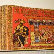 Tebeos: EL HIJO DEL TRUENO COMPLETA 28 NUMEROS - EDITORIAL ROEN REEDICION. Lote 151928609