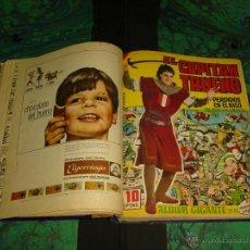 Tebeos: CAPITAN TRUENO. ALBUM GIGANTE. (BRUGUERA - 1964). Lote 51235969
