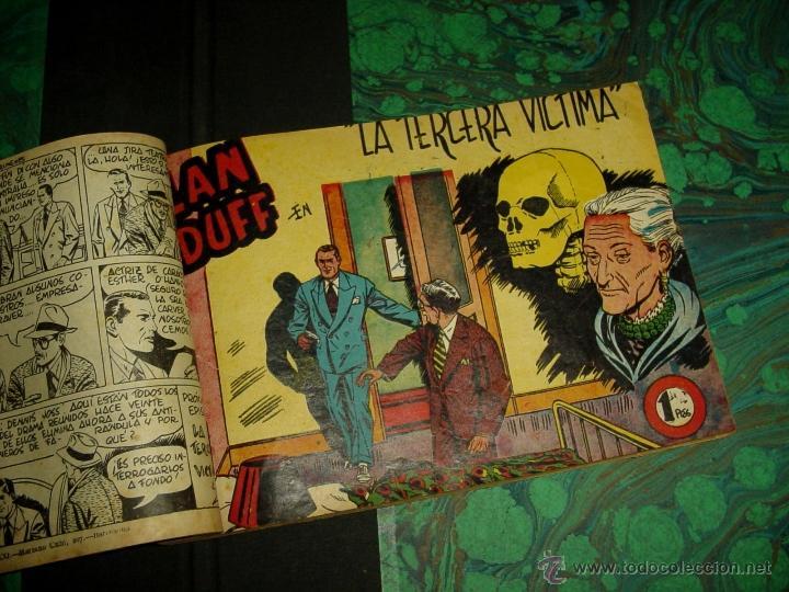 ALAN DUFF (MARCO -1952). (Tebeos y Comics - Tebeos Colecciones y Lotes Avanzados)