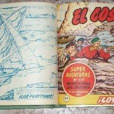 Tebeos: EL COSACO VERDE (BRUGUERA) 144 EJ (COMPLETA ENCUADERNADA EN 3 TOMOS). Lote 51508781