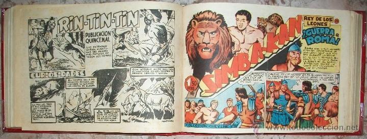 Tebeos: Simba-Kan (Marco) 60 Ej. (Completa) (Original) - Foto 2 - 51508842