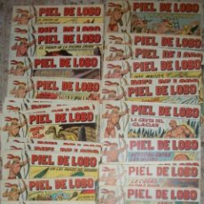 Tebeos: PIEL DE LOBO (MAGA) 90 EJ (COMPLETA) (ORIGINAL). Lote 51509022