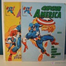 Tebeos: CAPITAN AMERICA 2 Y 3 - LINEA 83 - MUNDI COMICS - SURCO - 1983. Lote 51510628