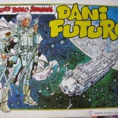 Tebeos: DANI FUTURO. NROS. 1/12 COMPLETA. CARLOS GIMENEZ Y VICTOR MORA. HITPRESS. 1980 (COMO NUEVA). Lote 51568792