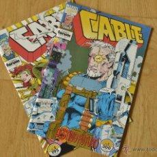 Tebeos: CABLE VOL 1 # 1 Y 2 - MARVEL FORUM- DOS NÚMEROS NUEVOS. Lote 51573406