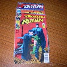 Tebeos: ROBIN COMPLETA 12 NUMEROS DE ZINCO - DC . Lote 51982637