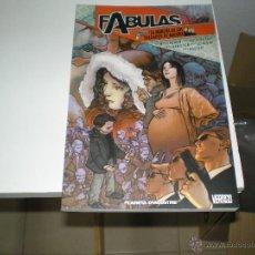 Livros de Banda Desenhada: FABULAS LA MARCHA DE LOS SOLDADOS DE MADERA. Lote 51999386