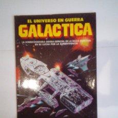 Tebeos: GALACTICA - EL UNIVERSO EN GUERRA - EDITORIAL BRUGUERA - BUEN ESTADO CJ 27. Lote 52590440