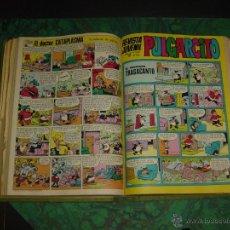 Tebeos: PULGARCITO (BRUGUERA) ... Nº 2176/2200 - TODOS INCLUYEN SHERIFF KING -. Lote 52767990