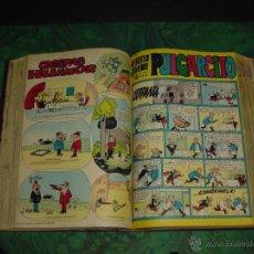 Tebeos: PULGARCITO (BRUGUERA) ... Nº 2001/2025 - TODOS INCLUYEN SHERIFF KING -. Lote 52772692