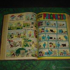 Tebeos: PULGARCITO (BRUGUERA) ... Nº 1985/2000 - TODOS INCLUYEN SHERIFF KING -. Lote 52773085