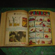 Tebeos: PULGARCITO (BRUGUERA) ... Nº 1835/1957 - TODOS INCLUYEN SHERIFF KING -. Lote 52773733