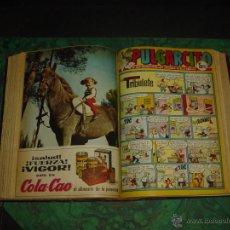 Tebeos: PULGARCITO (BRUGUERA) ... Nº 1759/1784- TODOS INCLUYEN SHERIFF KING -. Lote 52773900