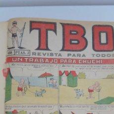 Tebeos: LOTE TBO ENCUADERNADO - REVISTAS JUVENILES TOMO II . Lote 52918677