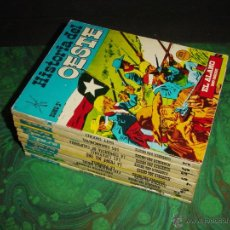 Tebeos: HISTORIA DEL OESTE (EUREDIT - 1969). Lote 52925364