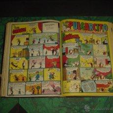 Tebeos: PULGARCITO (BRUGUERA) ... Nº 1301/1325 - INCLUYEN C. TRUENO . VENDAVAL . DAN - ¡ HISTORIASCOPIO !. Lote 52969429