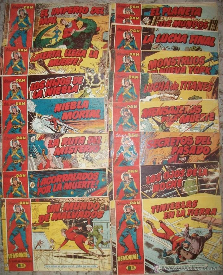 VENDAVAL (BRUGUERA) 26 NUMEROS COMPLETA (ORIGINAL) (Tebeos y Comics - Tebeos Colecciones y Lotes Avanzados)