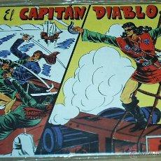 Tebeos: EL CAPITAN DIABLO/CAPITAN INFIERNO- MAM 1984-INEDITA-COMPLETA SIN USO. Lote 53147958