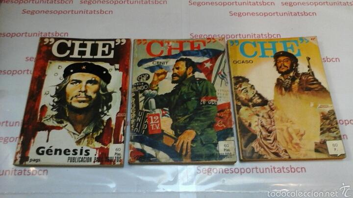LOTE COMPLETO - CHE - MERCOCOMIC (Tebeos y Comics - Tebeos Pequeños Lotes de Conjunto)
