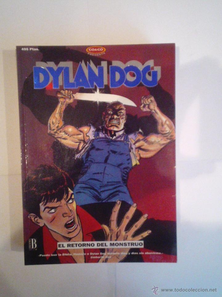 DYLAN DOG - 10 NUMEROS - COLECCION COMPLETA - BUEN ESTADO - CJ 21 - GORBAUD (Tebeos y Comics - Tebeos Colecciones y Lotes Avanzados)