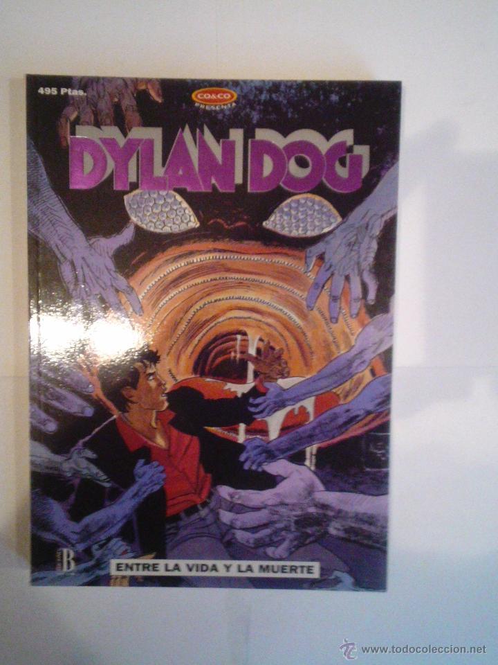 Tebeos: DYLAN DOG - 10 NUMEROS - COLECCION COMPLETA - BUEN ESTADO - CJ 21 - GORBAUD - Foto 9 - 54152058