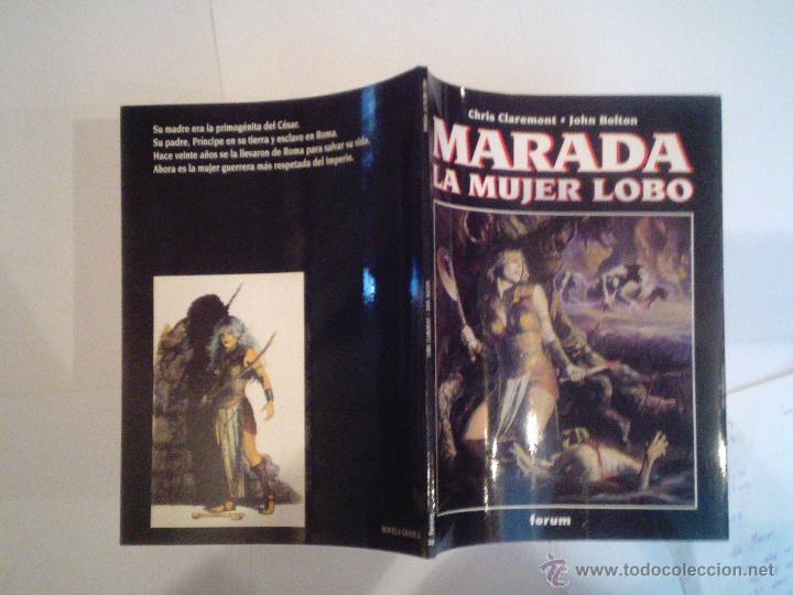 Tebeos: NOVELAS GRAFICAS MARVEL - COLECCION COMPLETA EN BUEN ESTADO - 21 NROS - CJ 16 - GORBAUD - Foto 21 - 54152155