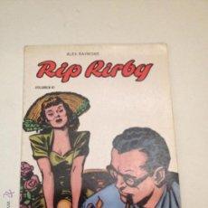Tebeos: NUMERO 3 DE LA COLECCION RIP KIRBY. EDICIONES B.O. 1981. ALEX RAYMOND. WARD GREENE.. Lote 54270598