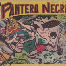 Tebeos: COLECCION COMPLETA PANTERA NEGRA EDITORIAL MAGA . Lote 54471077
