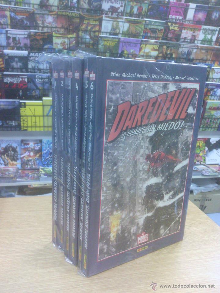 DAREDEVIL MARVEL KNIGHTS (BEST OF MARVEL) COLECCION COMPLETA (6 TOMOS) (Tebeos y Comics - Tebeos Colecciones y Lotes Avanzados)