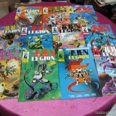 Tebeos: ALIEN LEGION 11 Nº COMPLETA EPIC COMICS FORUM EXCELENTE ESTADO.. Lote 55402872