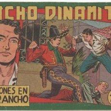 Tebeos: PACHO DINAMITA , MAGA 1951 ORIGINALES, LOTE DE 23 NUMEROS. Lote 22531801