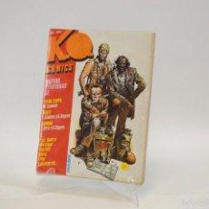 Tebeos: KO K.O COMICS 1 A 4 COMPLETA -METROPOL 1983. Lote 56560354