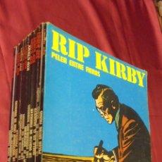 Tebeos: RIP KIRBY . COLECCION COMPLETA 12 TOMOS. BURU LAN. BURULAN.. Lote 57020284
