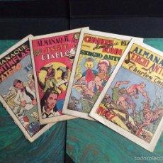 Tebeos: ALMANAQUES (LERSO - 1947). ¡¡TODOS LOS PUBLICADOS !!. Lote 57125168