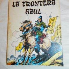 Tebeos: LA FRONTERA AZUL ASR ENCUADERNADOS DEL Nº 1 AL Nº 4. Lote 57142939