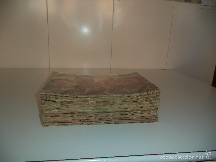 Tebeos: Yuki el Temerario, Año 1.958. Lote de 102. Tebeos Originales esta del Nº 1 AL 101 Todos Seguidos. - Foto 19 - 57149249