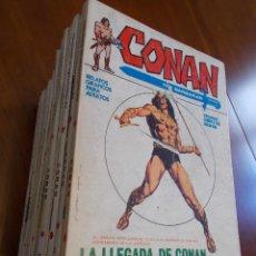 CONAN VOL.1 - COLECCIÓN COMPLETA 18 NÚMEROS (VÉRTICE)